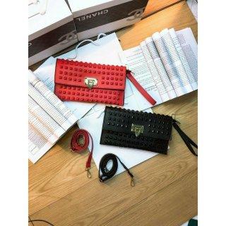 Ví nữ giá rẻ, clutch đinh dự tiệc giá rẻ, ví nữ, ví dài, clutch dự tiệc sang trọng, ví nữ VDINH01 thumbnail