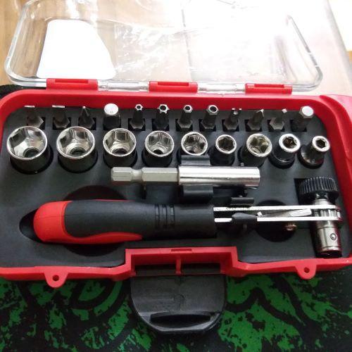 Bộ dụng cụ sửa chữa đa năng 23 món , bền rẻ đẹp