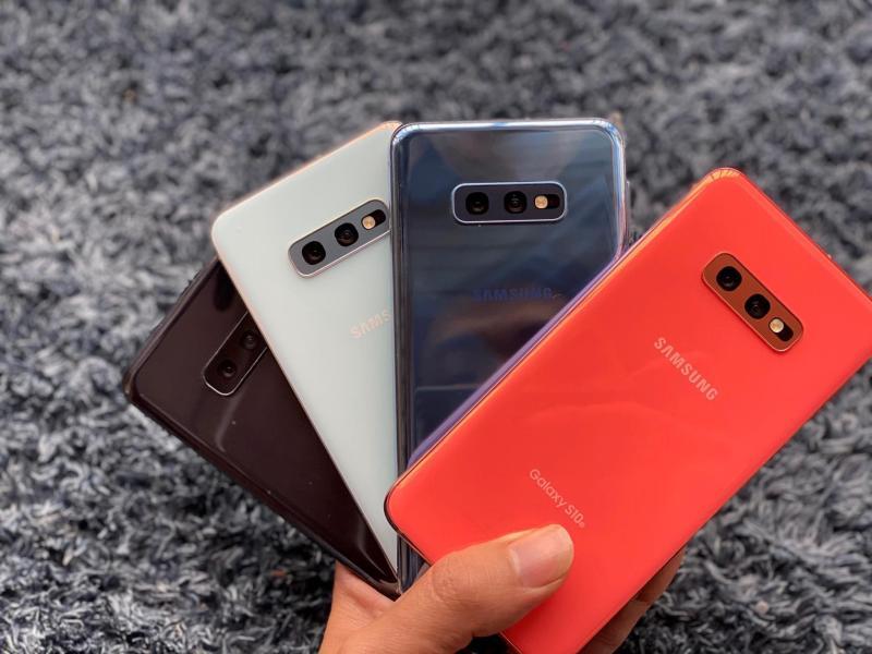 Điện thoại Samsung Galaxy S10E - zin keng Đẹp