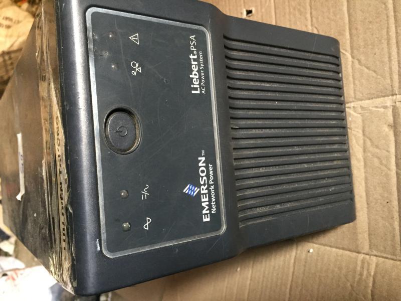 Bảng giá Bộ lưu điện UPS Emerson PSA1500MT3-230U Sin chuẩn  mô tơ cửa cuốn Phong Vũ