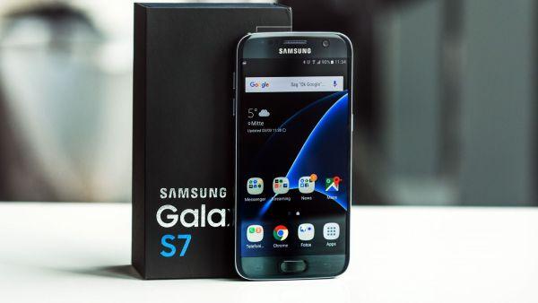 Điện Thoại Samsung Galaxy S7 Ram 4Gb/32gb  Fullbox-Đủ Màu Màn hình: Super AMOLED, 5.1,Quad HD (2K) bảo hành 1 năm