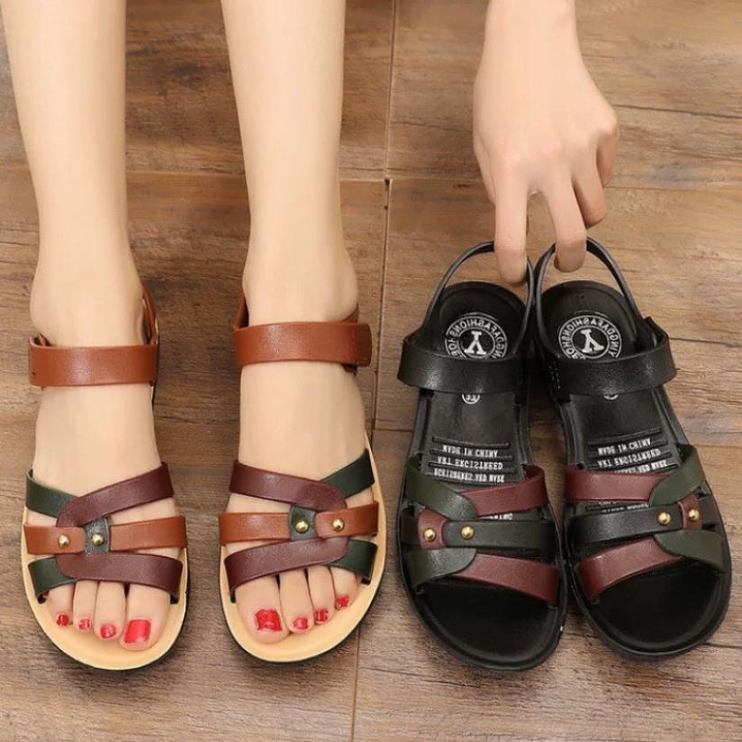 Sandal nhựa học sinh siêu rẻ 03 giá rẻ