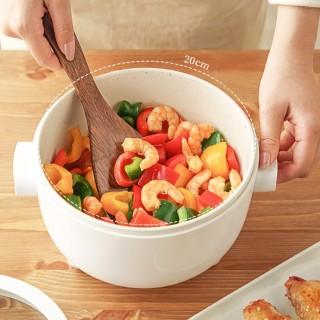 Nồi nấu đa năng OLAYKS dung tích 2L dùng cho 2-4 người ăn, nồi điện đa năng chống dính cao cấp. Bảo Hành 1 Năm. thumbnail