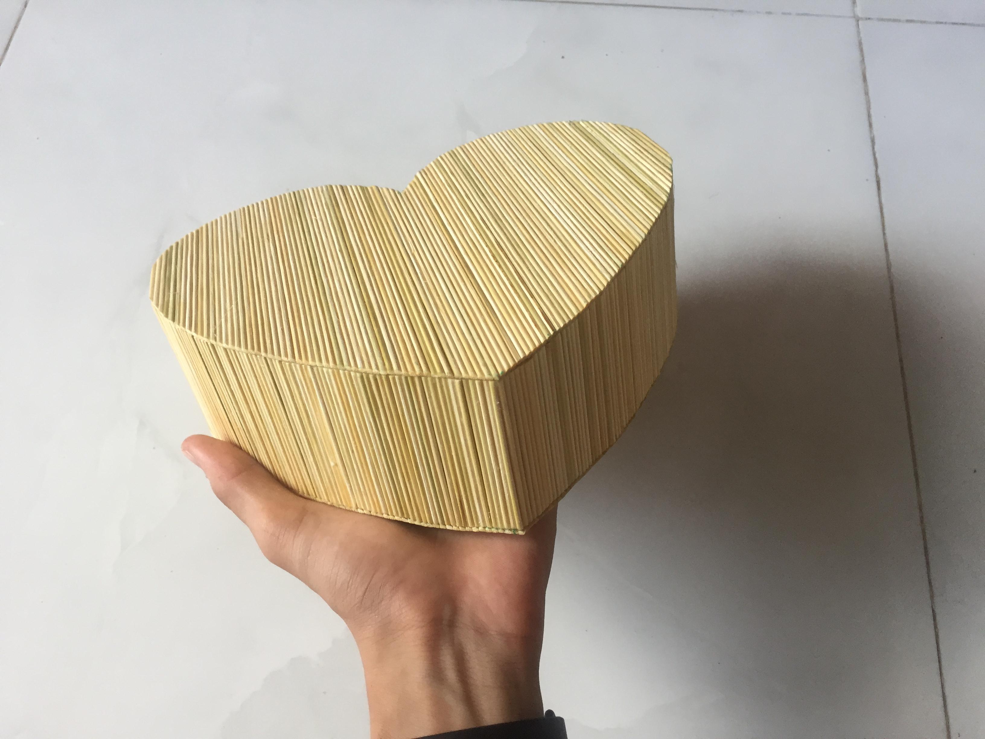Mua Mô hình trái tim bằng tăm (loại 1)