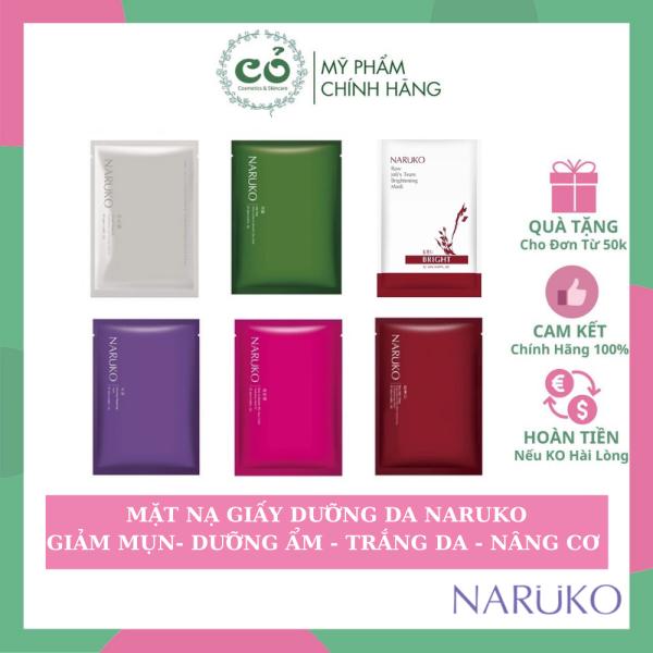 [HCM]Mặt nạ giấy Naruko Mask cao cấp