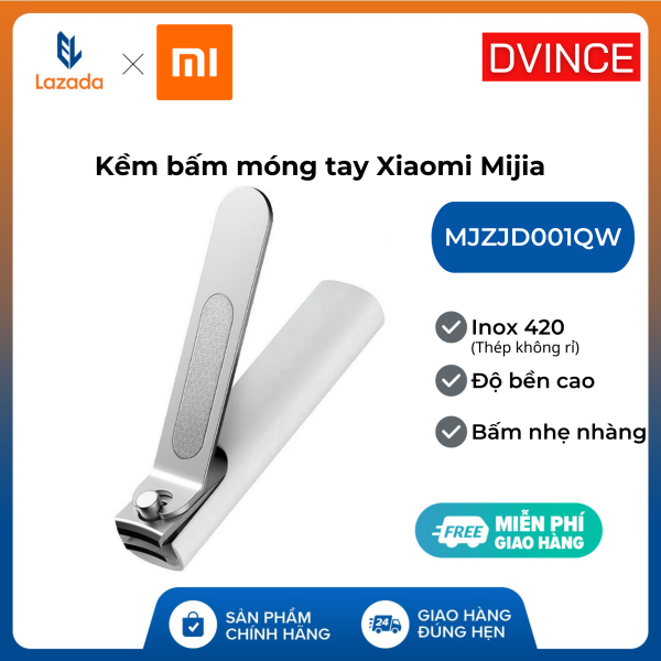 Kềm bấm móng tay Xiaomi Mijia MJZJD001QW - Kềm cắt móng tay Xiaomi (MJZJD001QW) giá rẻ