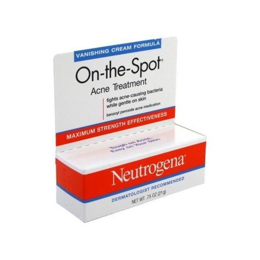 gel đặc trị mụn Neutrogena On The Spot nhập khẩu