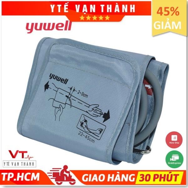 Nơi bán ✅ Bao Vải Huyết Áp (Vòng Bít): Yuwell (Sử Dụng Được Cho Các Dòng Máy Huyết Áp Khác Trên Thị Trường) - VT0020 - [Y Tế Vạn Thành]
