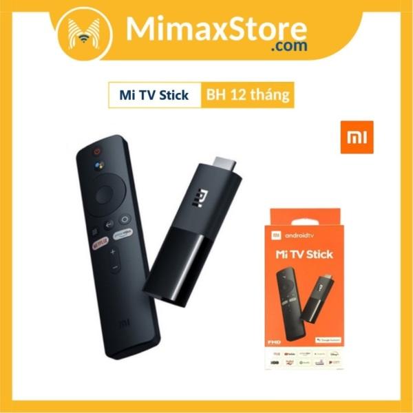 Bảng giá [Hỗ Trợ Tiếng Việt] Xiaomi Mi TV Stick Android TV Box Quốc Tế - PFJ4100US | Hàng Chính Hãng | Phân Phối Bởi DIGIWORLD