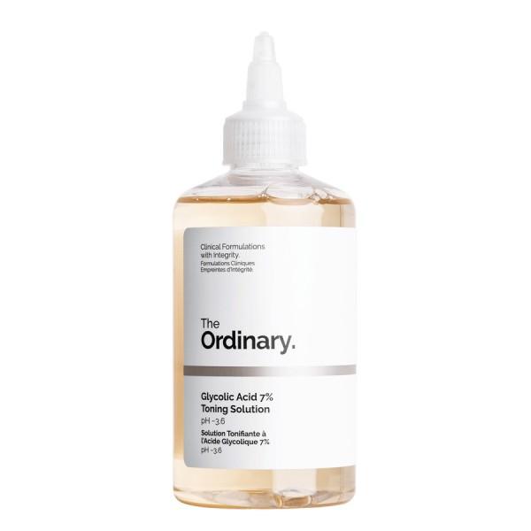 Nước cân bằng tẩy da chết The Ordinary / Glycolic Acid 7% Toning Solution ( 240mL ) nhập khẩu