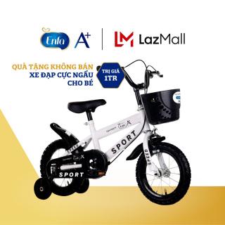 [Quà tặng không bán] Xe đạp cực ngầu cho bé trị giá 1 triệu thumbnail