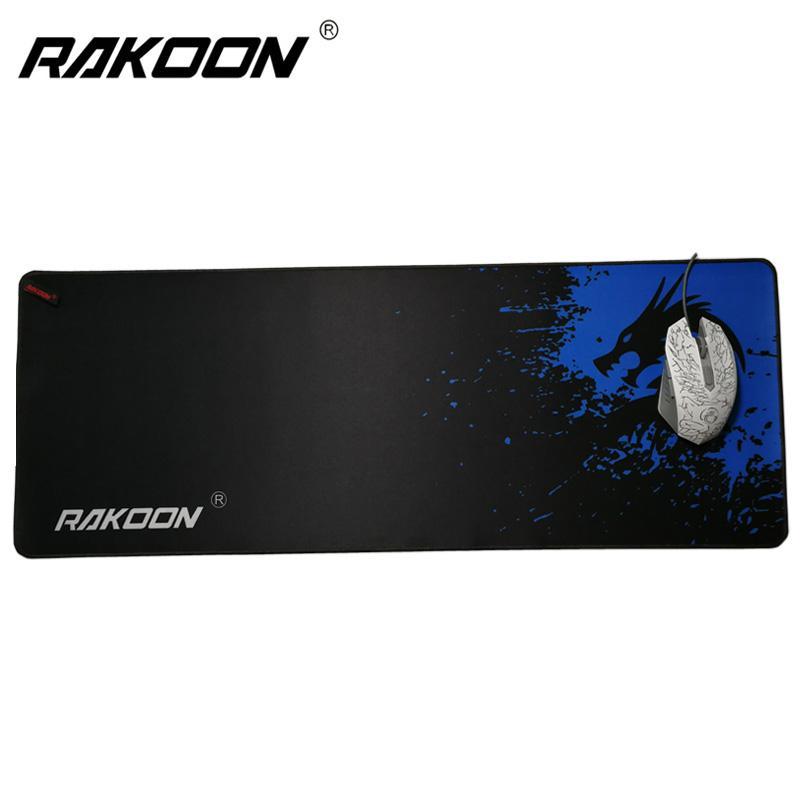 Giá Lót Chuột kiêm lót Bàn phím Size Lớn 30 x 80 cm RaKoon (Mẫu 3)