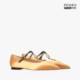PEDRO - Giày đế bệt mũi nhọn Embellished PW1-66050023-23 thumbnail