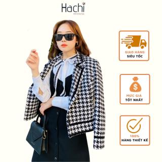 Áo khoác dạ blazer chất cực dày dặn hàng cao cấp Hachidesigns thumbnail