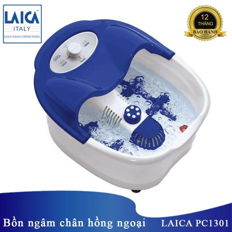 Bồn ngâm chân massage hồng ngoại LAICA PC1301