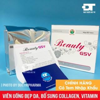 Beauty GSV - Viên uống làm đẹp da thumbnail