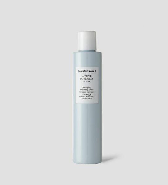 [Comfort Zone] Toner tái tạo và thanh lọc da ACTIVE PURENESS TONER 200ml giá rẻ