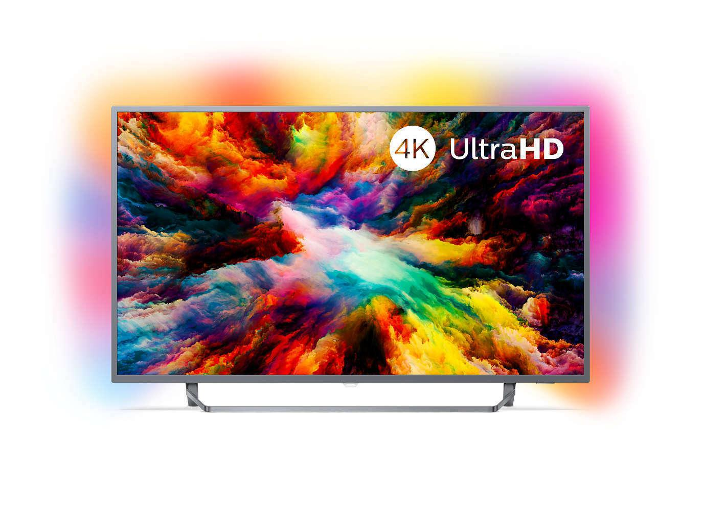 Bảng giá Philips 65OLED803 65  4K UHD OLED Android TV