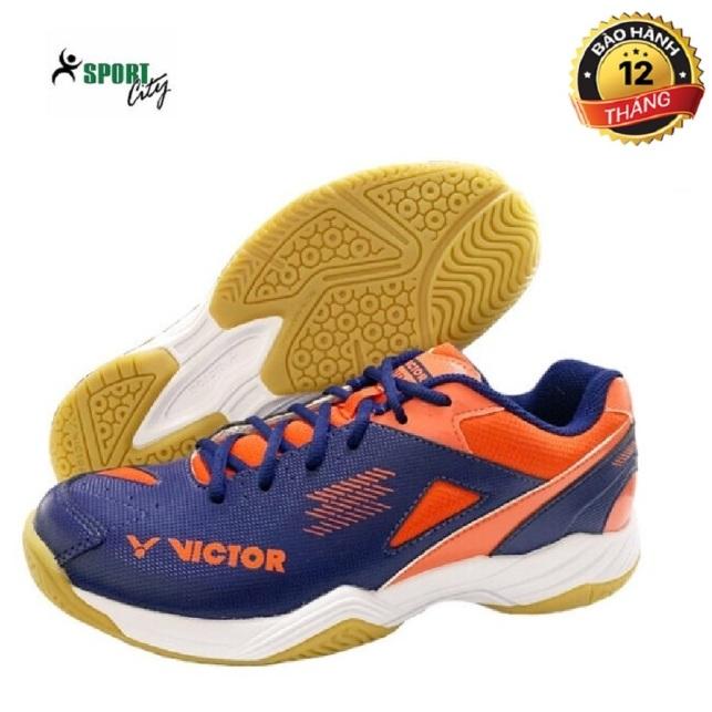 Giày cầu lông nam nữ Victor A171, đế cao su già đàn hồi chống trơn trượt-giày đánh bóng chuyền-giày thể thao nam nữ giá rẻ