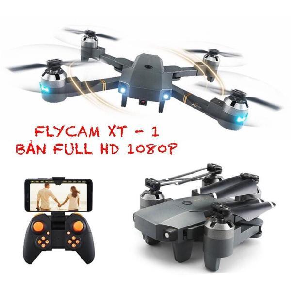 Flycam, Flycam điều khiển Giá Rẻ Flycam XT-1 Động cơ mạnh mẽ camera chống rung quang học Flycam XT1 Wifi 720P Camera Truyền Hình Ảnh Về Điện Thoại Thiết Kế Cánh Gập Phiên Bản 2020 sale 50%