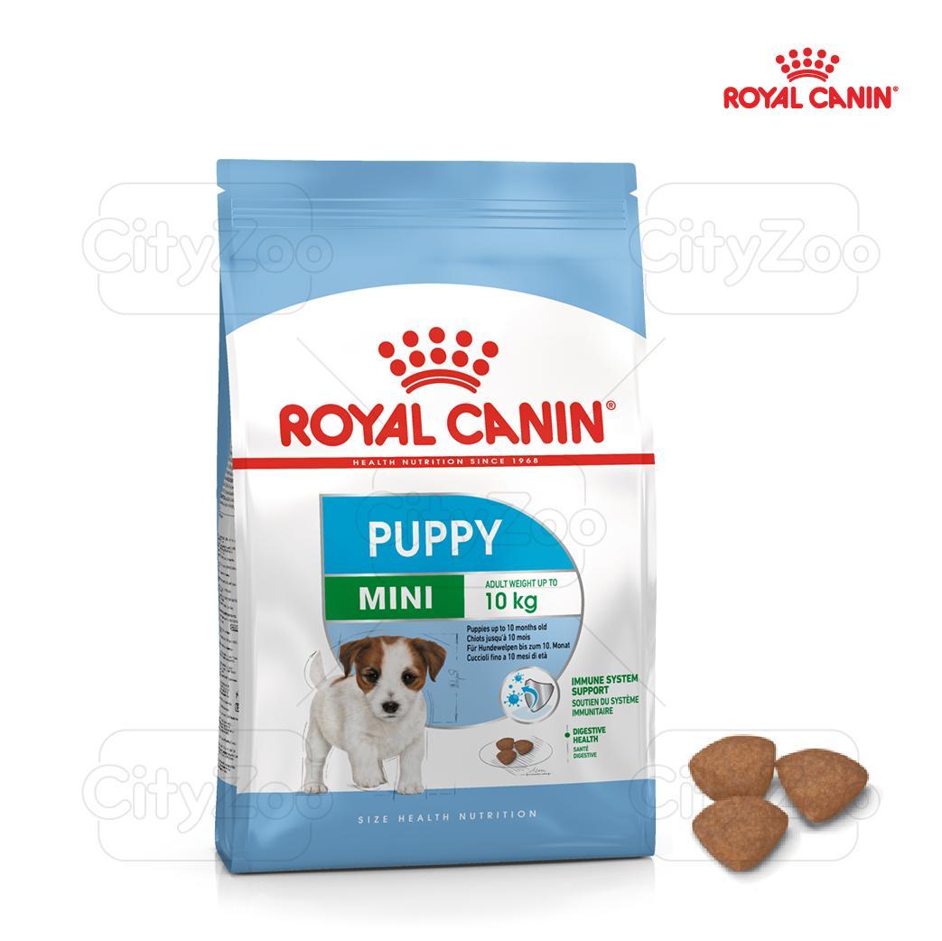 Thức ăn Cho Chó Con Royal Canin Mini Puppy 800g Đang Khuyến Mãi