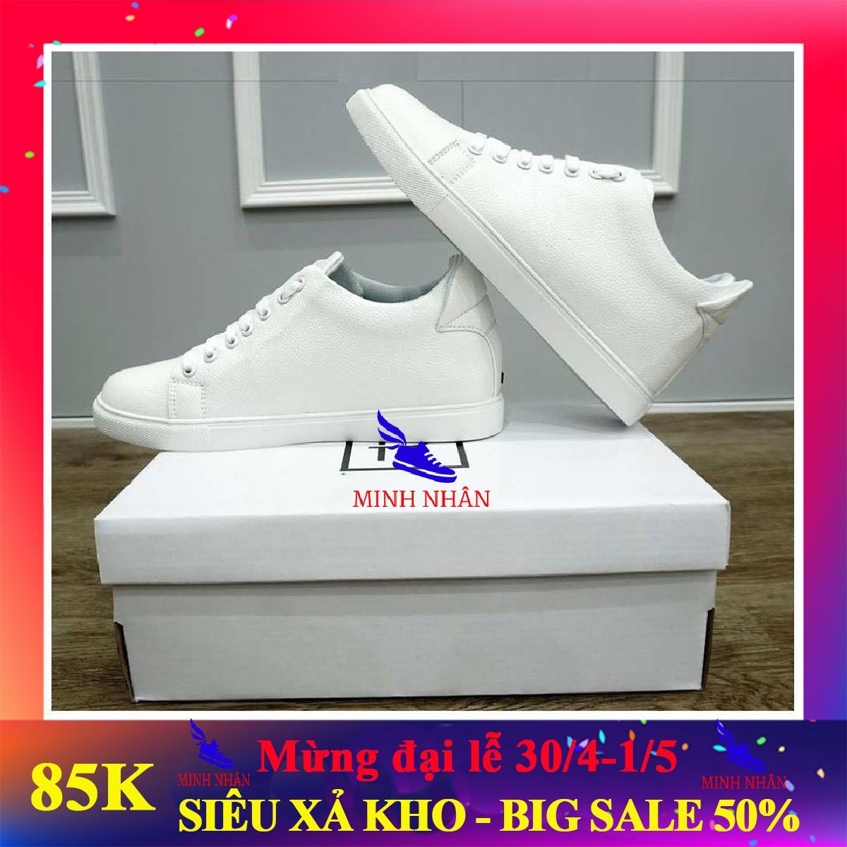 Giày thể thao nam độn đế 6cm [Minh Nhân Shop]