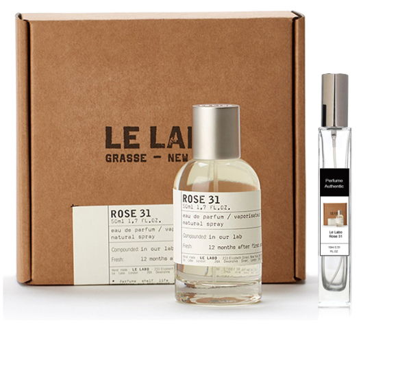 Chiết 10ml unisex Le Labo Rose 31 giá rẻ