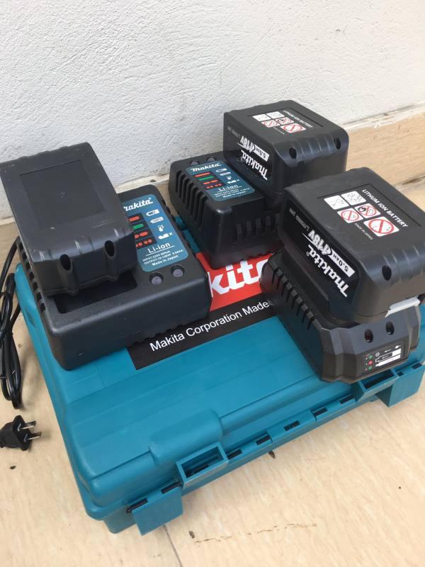 Sạc nhanh dụng cụ máy pin makita hitachi