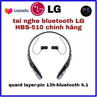 tai nghe bluetooth LG HBS 510 cao cấp nguyên tem mác chính hãng LG thumbnail