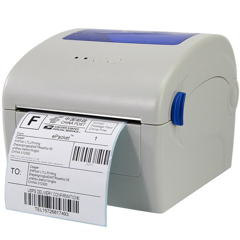 Máy in nhiệt đơn hàng TMĐT chính hãng Gprinter GP-1924D/GP-1324D