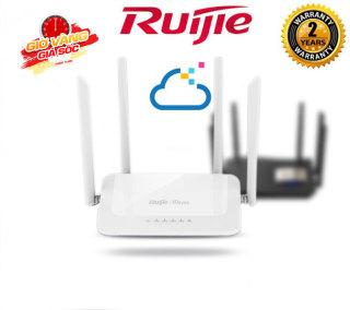Bộ phát WiFi 4 Anten ( Râu ) Mesh Ruijie Reyee RG - EW1200 Gia đình văn phòng AC1200 2 băng tần 36TH thumbnail