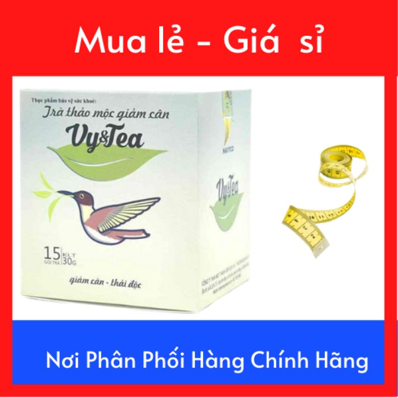 Trà Giam Cân Vy và tea - Hàng mới cập nhật liên tục - Giảm cân VyTeaa Tặng Kèm Thước Dây Đo Vòng Eo cao cấp