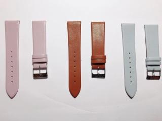 Dây da đồng hồ Julius Hàn Quốc size 20 - chọn màu thumbnail