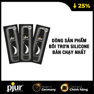 Combo 3 Gel bôi trơn silicone pjur ORIGINAL 1.5ml thumbnail