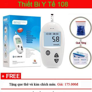 Máy Đo Đường Huyết Sino Care Safe-Accu thumbnail