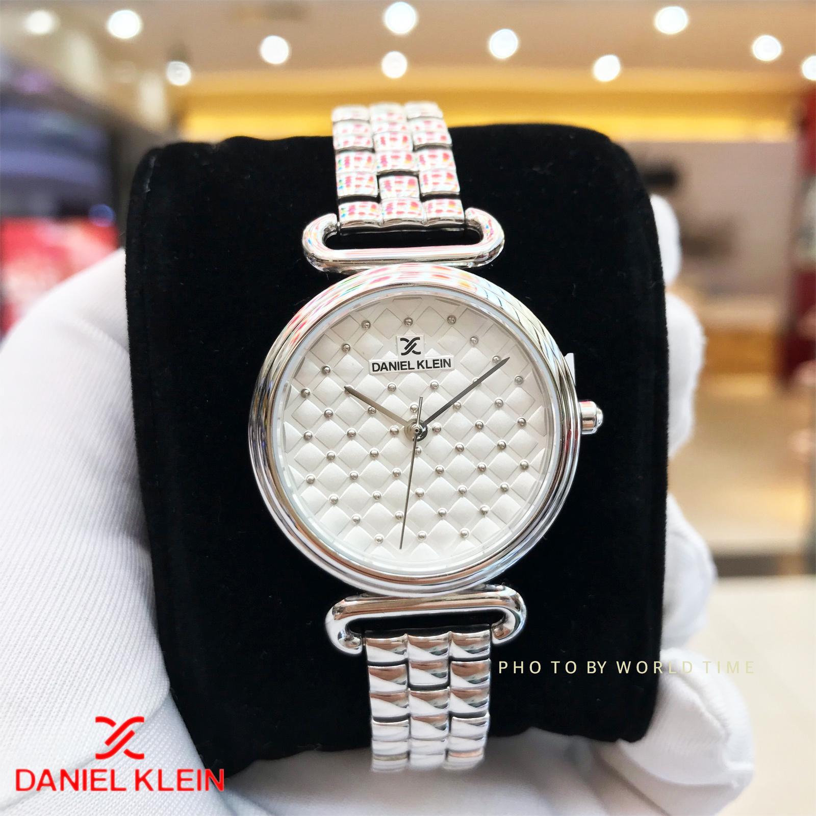 Nơi bán Đồng Hồ Nữ Daniel Klein DK11882-1 [ Thẻ Bảo Hành Hãng, Full Box ] Chống Nước