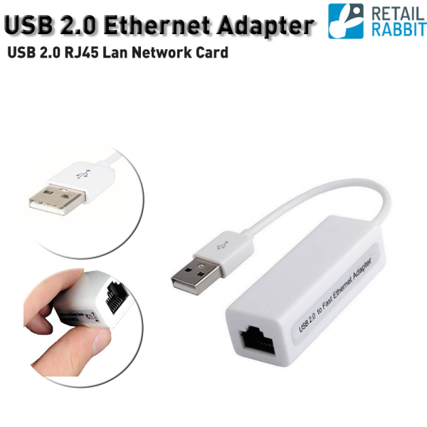 Bảng giá USB 2.0 to Ethernet Adapter RJ45  Lan Network Card For Android PC Laptop Phong Vũ