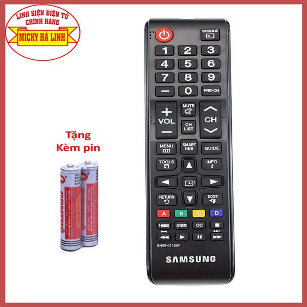 [HCM]ĐIỀU KHIỂN TIVI SAMSUNG LCD REMOTE TIVI SAMSUNG DÙNG CHO TIVI SAMSUNG LCF LED INTERNET (HÀNG GIỐNG HÌNH)