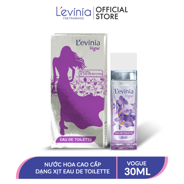 Nước Hoa Cao Cấp Dạng Xịt VOGUE Levinia 30ml nhập khẩu