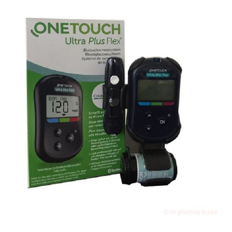 Onetouch Ultra Plus Flex