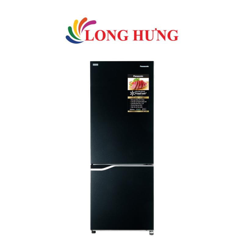 Tủ lạnh Panasonic Inverter 290 lít NR-BV320GKVN - Hàng chính hãng - Có Inverter, Khử mùi kháng khuẩn Ag Clean, Công nghệ làm lạnh Panorama, Ngăn đông mềm và khay chịu lực cao cấp