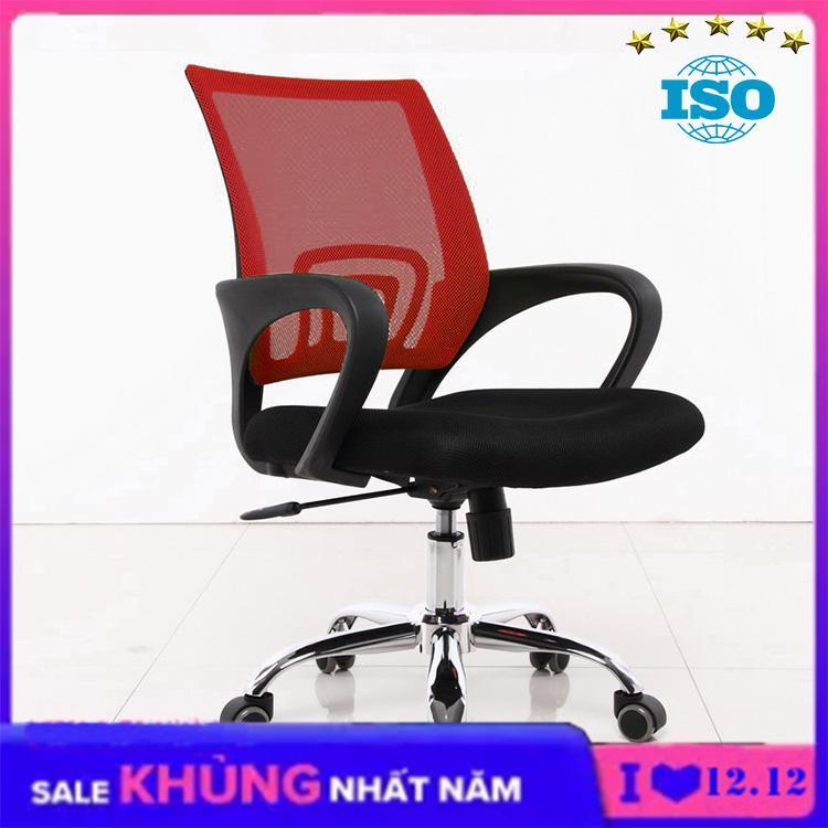 Ghế xoay văn phòng, ghế làm việc BE005BB hot nhất hiện nay - Giảm giá sập sàn giá rẻ