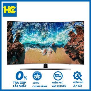 Smart Tivi Samsung 65 inch 4K UA65NU8500KXXV - Bảo hành 2 năm - Miễn phí vận chuyển & lắp đặt thumbnail