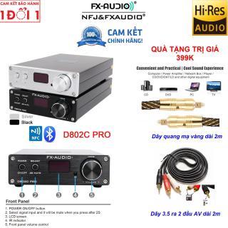 DAC giải mã cao cấp FX Audio SQ5 24Bit 192Khz + Tặng ngay 399K. ( Còn hàng) thumbnail