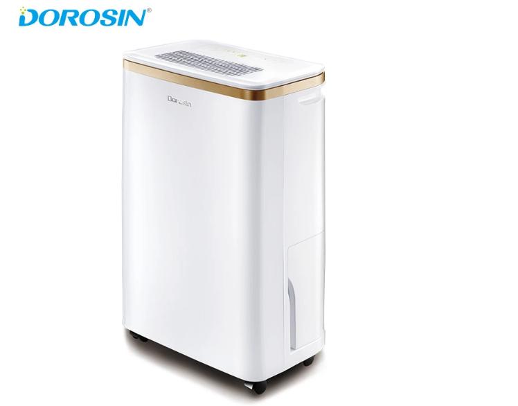 Máy hút ẩm Dorosin 12L ER-1201 công suất lớn- Hệ máy nén P.anasonic cực kỳ bền- tiêu chuẩn Châu Âu- Bảo hành 1 năm