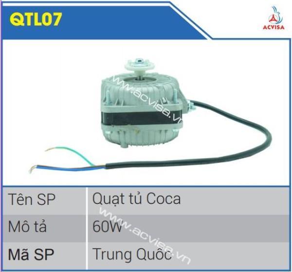 Bảng giá Quạt Tủ Lạnh Cocacola 60W Điện máy Pico