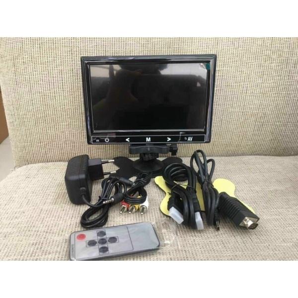 Bảng giá Màn hình 7 inch, Màn test camera, Màn hình mini dùng test camera hay làm màn hình theo dõi trong phạm vi hẹp Phong Vũ