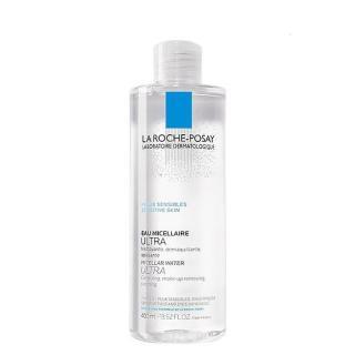 LA ROCHE POSAY Nước Tẩy Trang Làm Sạch Sâu Cho Da Nhạy Cảm La Roche-Posay Micellar Water Ultra Sensitive Skin 400ml thumbnail