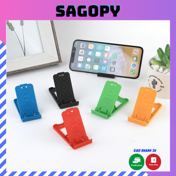 [HCM]Giá đỡ điện thoại để bàn bỏ túi trên xe máy ô tô tiện lợi giá để điện thoại ipad laptop có chân đế bằng nhựa giá rẻ