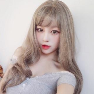 Tóc giả nữ Hàn Quốc kèm lưới T304 thumbnail